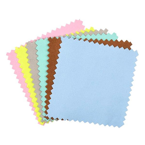 Jewelry Professional Cleaning Polishing Cloth(2 Pcs)