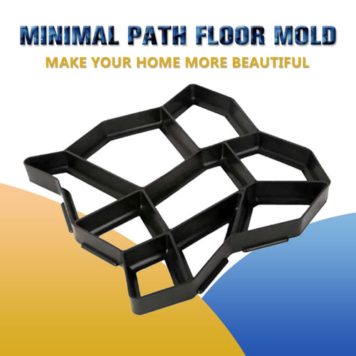 Mintiml Path floor mould-Buy more save more!!