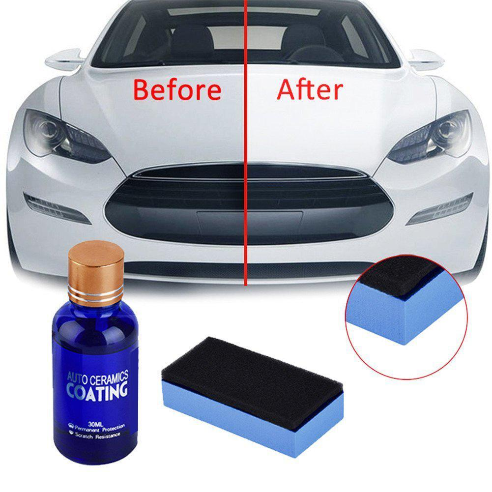 Scratch Resistant Ceramic Coating