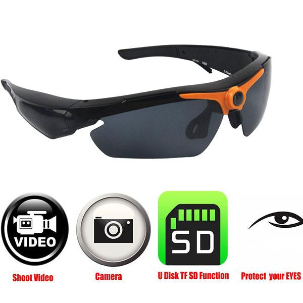 Sunglasses DVR