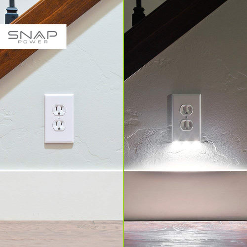 Cover with LED Sensor Night light-Buy more save more!!