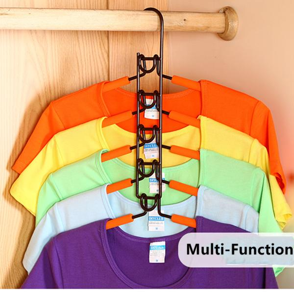 Space Saver Clothes Rack