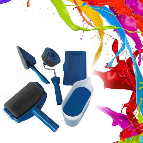Paint Brush Roller(5Pcs/Set)