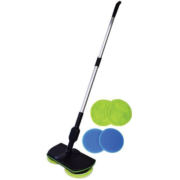 Wireless Rotary Electric Mop(1 Set)