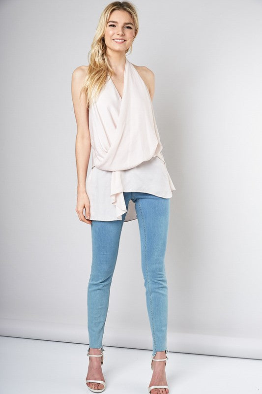 Grecian for a day top