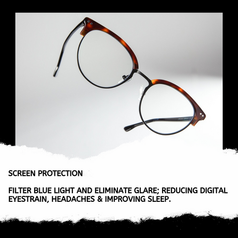 computer glasses blue light blocking