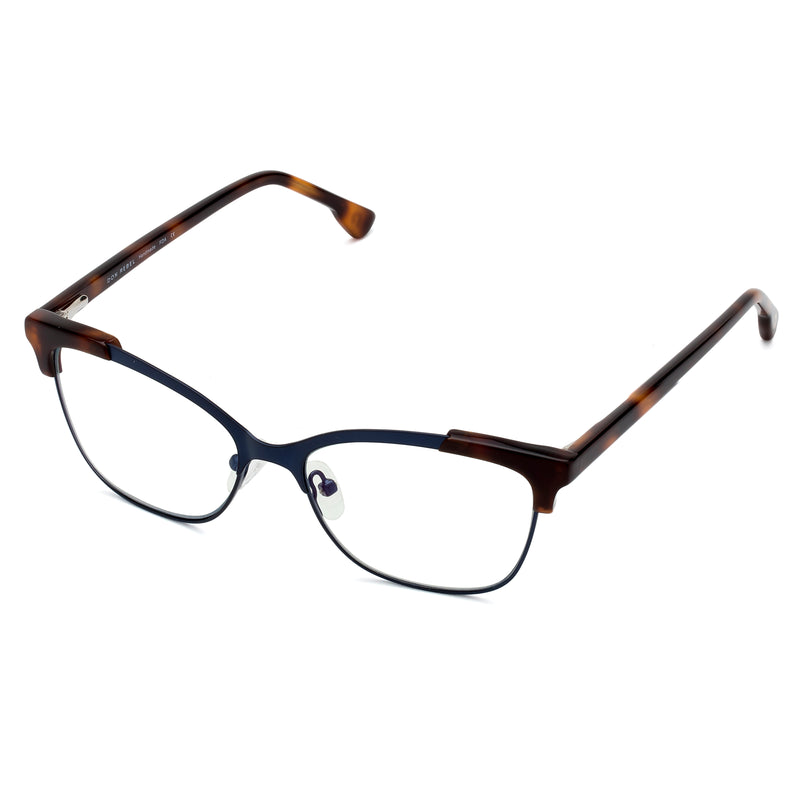 FRENCHY BROWN TORTOISE BLUE LIGHT BLOCKING  GLASSES - Don Rebel