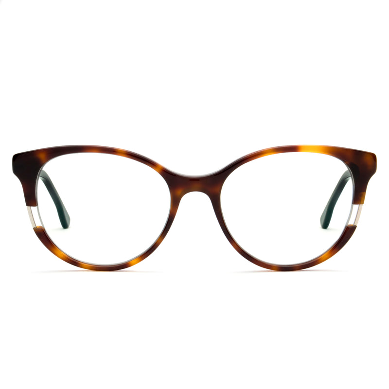 FRENCHY NEUTRAL TORTOISE BLUE LIGHT BLOCKING GLASSES