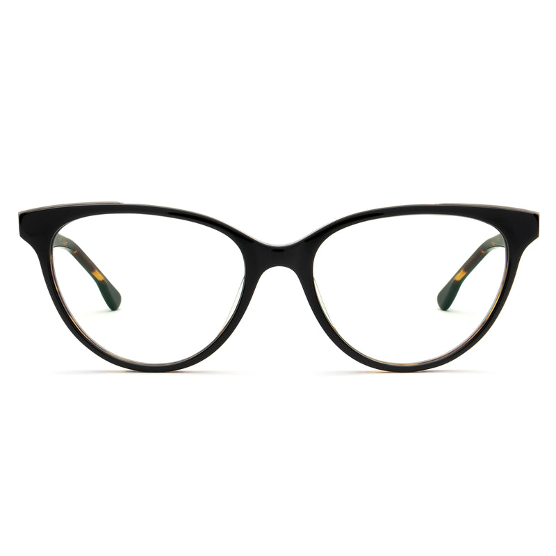 SLAYER BLACK BLUE LIGHT BLOCKING GLASSES,