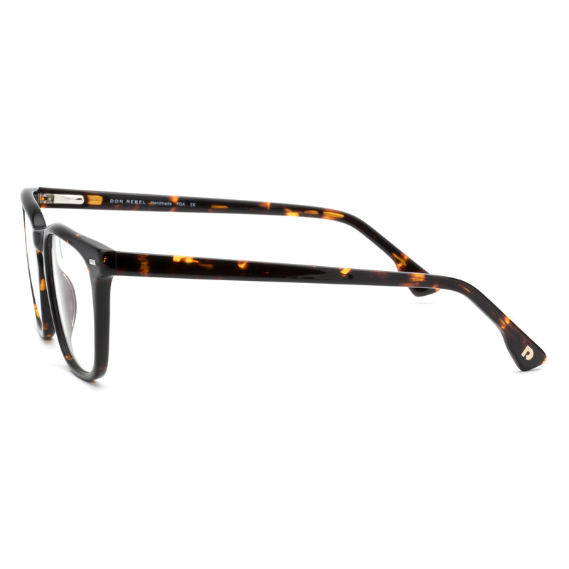 MAXWELL TORTOISESHELL BLUE LIGHT BLOCKING GLASSES,