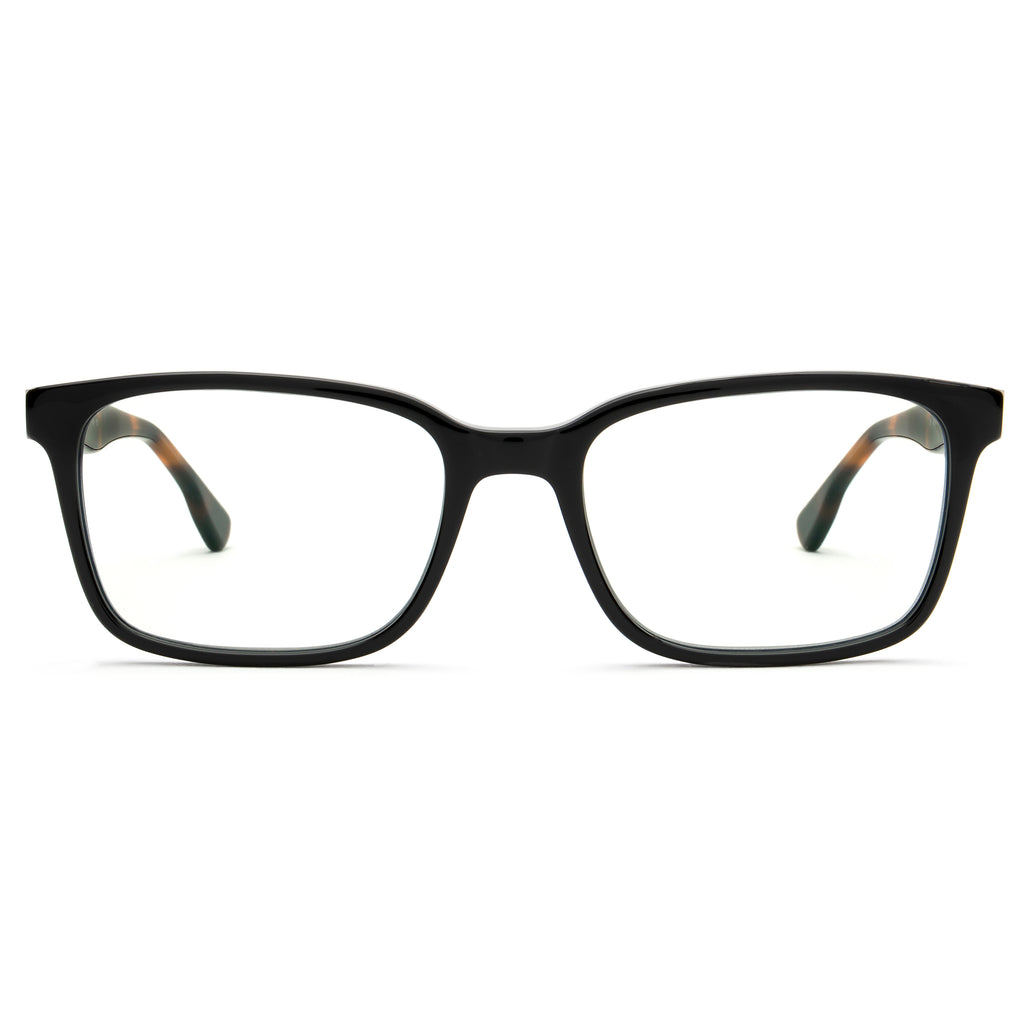 EVOLVE BLACK  BLUE LIGHT BLOCKING GLASSES,