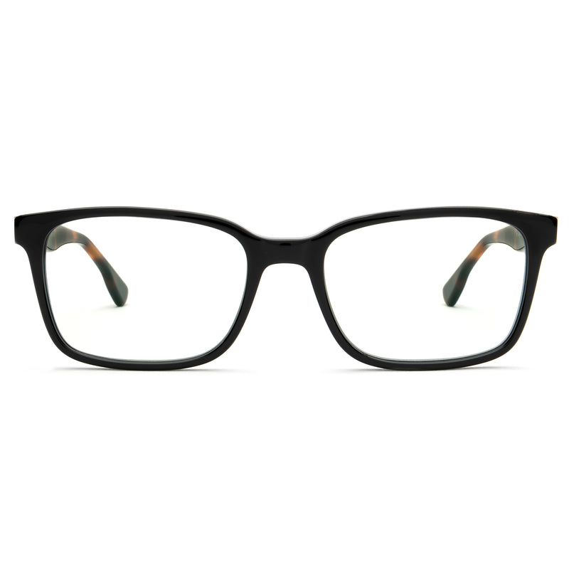 EVOLVE BLACK  BLUE LIGHT BLOCKING GLASSES