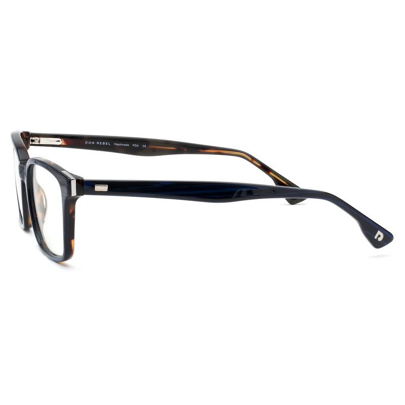 EVOLVE NAVY BLUE LIGHT BLOCKING GLASSES,