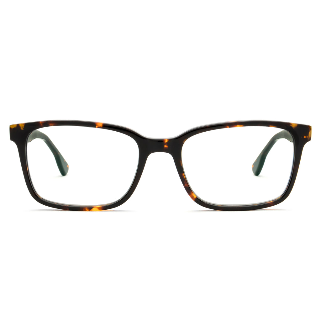 EVOLVE TORTOISESHELL BLUE LIGHT BLOCKING GLASSES,