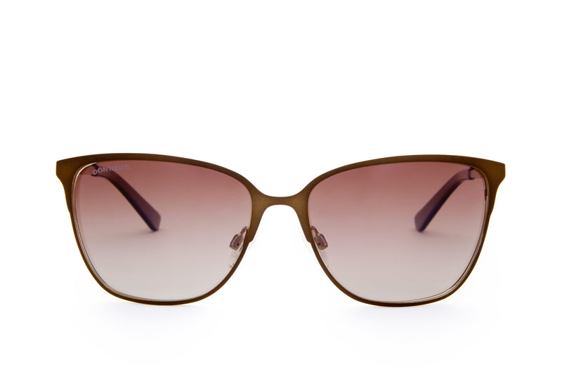 BILLY BROWN ELEVATED AVIATOR SUNGLASSES
