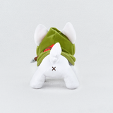 BUNDLE: Catniss + Francis Plush Toy (+1 Purrmaids Pin Pack) - Castle Cats