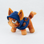 Francis Plush Toy (+300 Gems in Castle Cats)