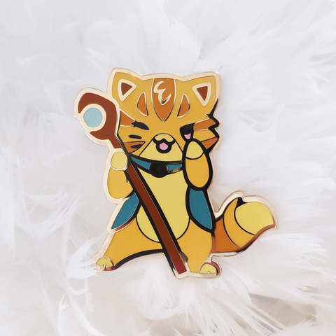 "Francis ""Mage"" Pin"