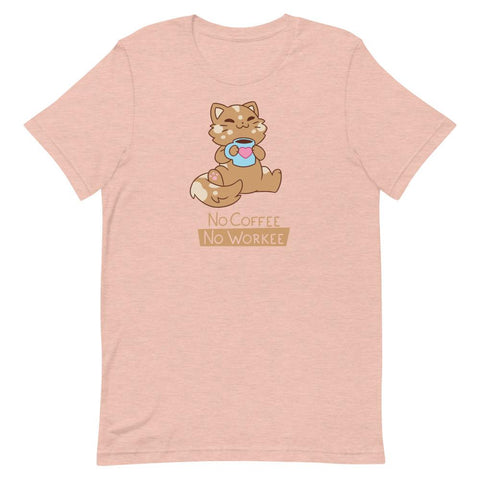 "Beans ""Coffee"" - Unisex T-Shirt - Castle Cats Store"