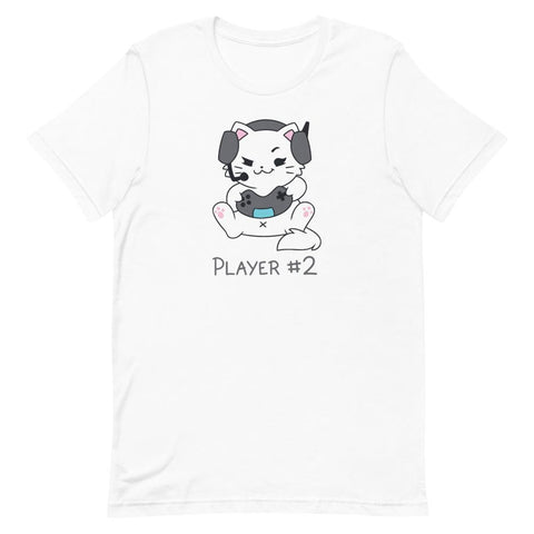 Catniss Player #2 - Unisex T-Shirt - Castle Cats Store