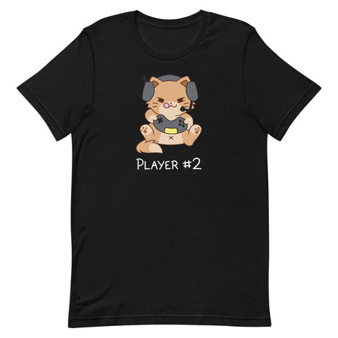 Edward Player #2 - Unisex T-Shirt - Castle Cats Store