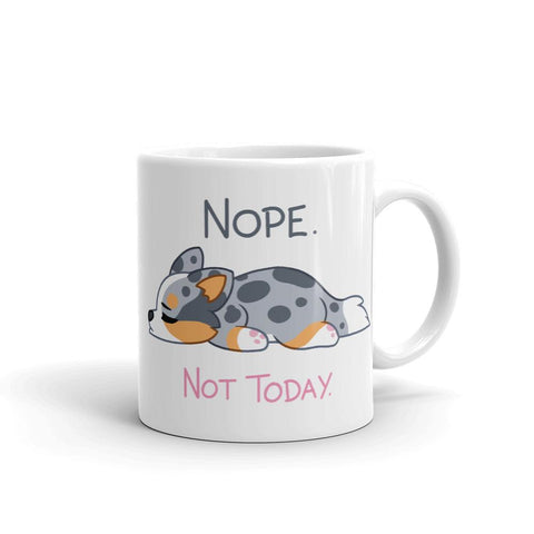 "Exton ""Nope"" Mug - Castle Cats Store"
