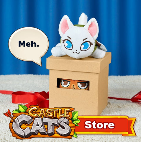 Francis and Catniss Bundle - Castle Cats Store