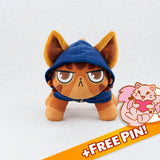 Francis Plush Toy (Valentine Special) - Castle Cats