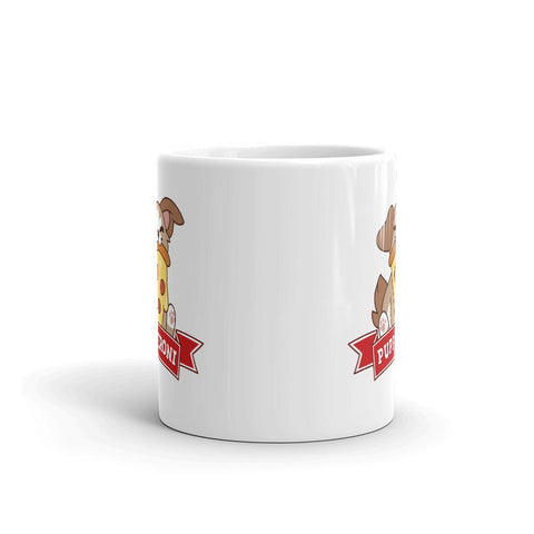 "Pupperoni ""Pizza"" Mug - Castle Cats Store"