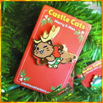 Rudolph Pin - Castle Cats