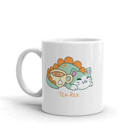 Tea-Rex Mug - Castle Cats Store