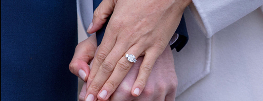How do you design an engagement ring? Prince Harry did!