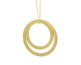 Pendant–18ct Gold: Yellow