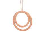 Pendant–18ct Gold: Rose