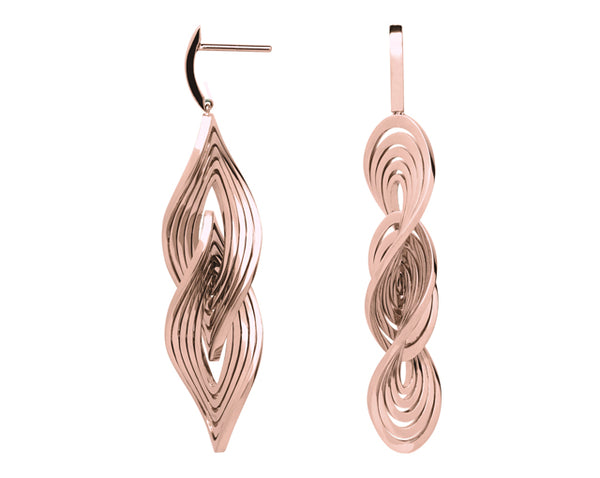 Earrings – Rose Gold
