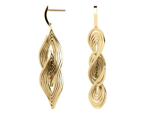 Earrings – Yellow Gold