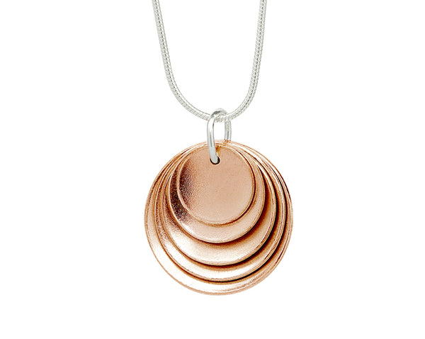Pendant–18ct Rose Gold