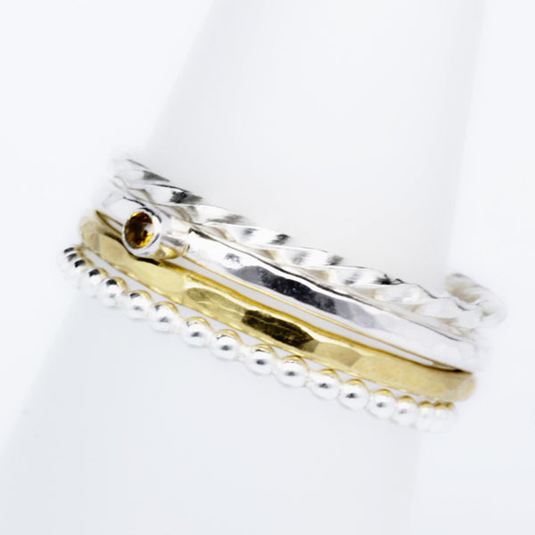 Stack Ring ~ Combo 2