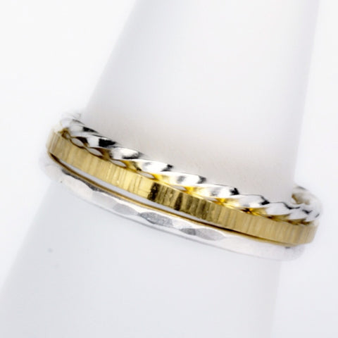 Stack Ring ~ Combo 3