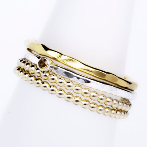 Stack Ring ~ Combo 7