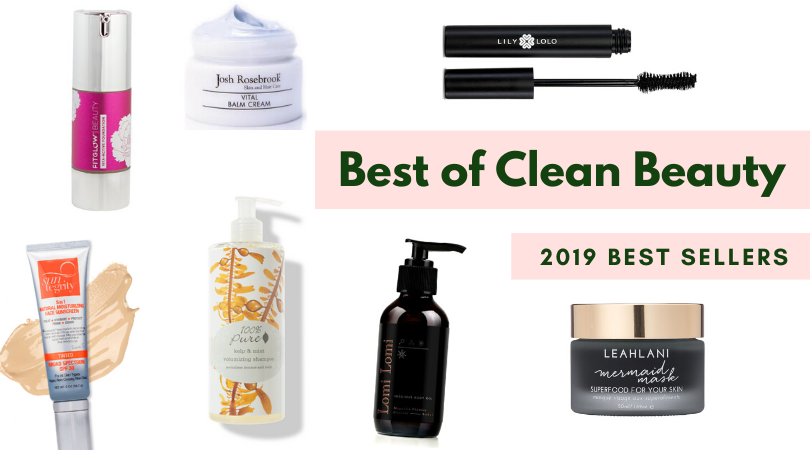 Best of Clean Beauty 2019