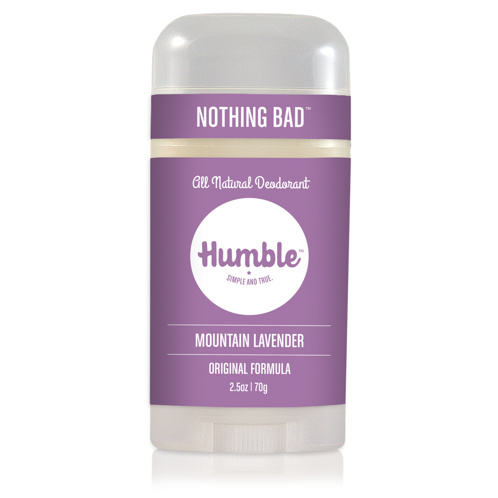 Nothing Bad Deodorant - Mountain Lavender