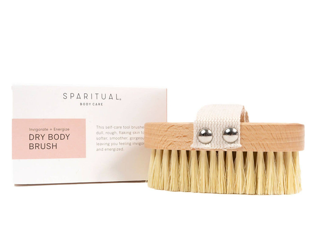 SPARITUAL - Dry Body Brush