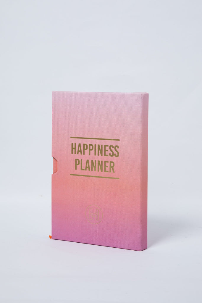 The Happiness Planner - THE 100-DAY HAPPINESS