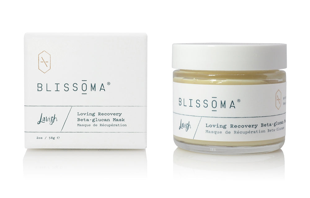 Lavish - Loving Recovery Beta-glucan Mask