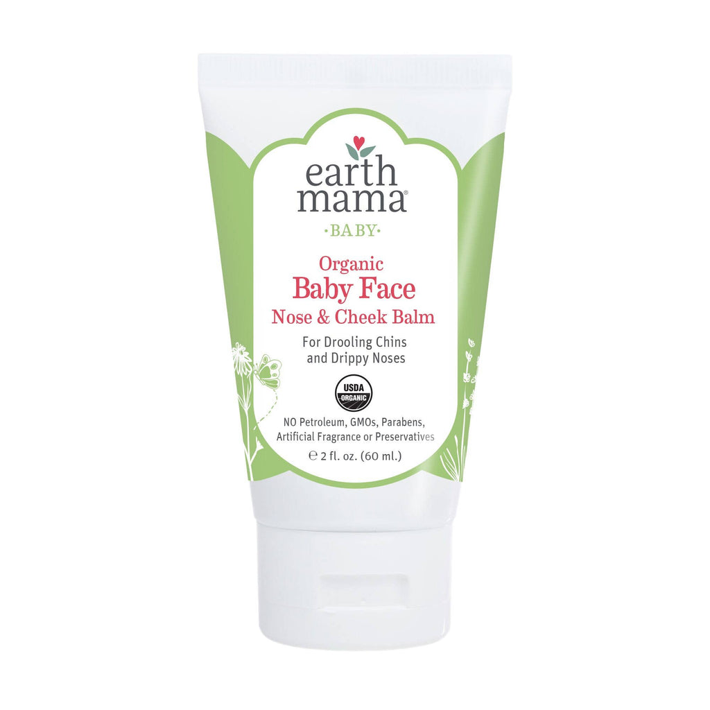 Organic Baby Face Nose and Cheek Balm