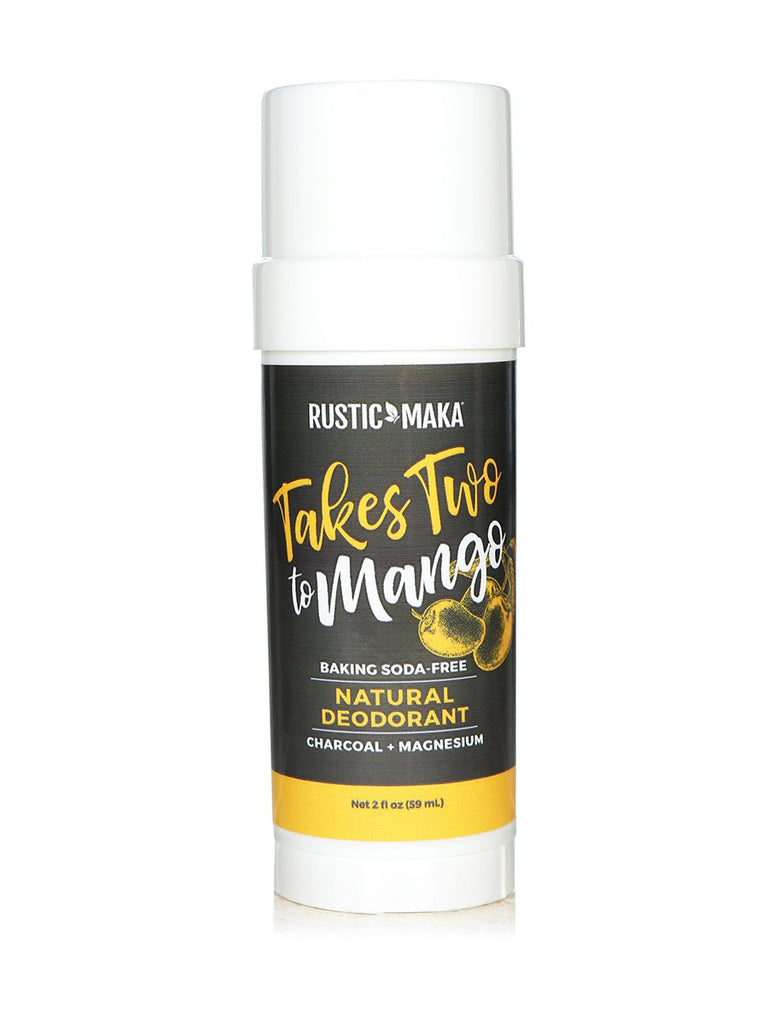 Takes Two To Mango - Magnesium + Charcoal Deodorant