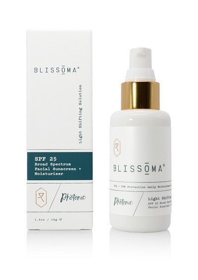 Photonic – Facial Sunscreen + Moisturizer SPF 25