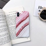 Tzomsze Luxury Marble Phone Case For iPhone 7 Case For iPhone X 7 6 6S 8 Plus Case Cover XS MAX XR 8Plus 7Plus Coque Fundas