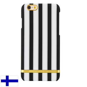 Richmond & Finch Sharkskin Stripes -Suojakuori Iphone 7:lle